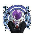ドラゴンボールZ 理想の部下ギニュー特戦隊(個別スタンプ:37)