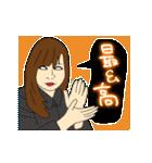 イルミネオンスタンプ【ギャル語セット②】(個別スタンプ:06)