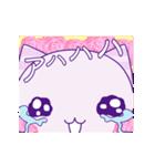 キノコな猫 2(個別スタンプ:03)