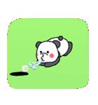 パンダ、趣味はゴルフ観戦。-part 2-(個別スタンプ:24)