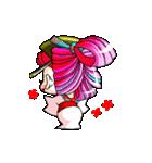動くよ! 花魁ライフ2(個別スタンプ:4)