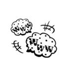 ▶動く♪チョークアート風スタンプ(個別スタンプ:11)