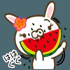 うさこの夏■改訂版