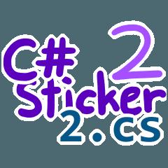 CSticker(2.1);