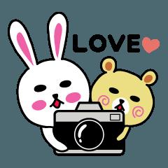 くまごろう with カメラ 2