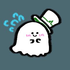 [LINEスタンプ] 不思議な生き物 豆電球 (1)