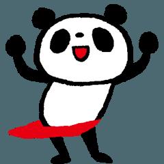 踊るパンツパンダ