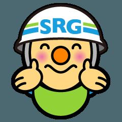 SRGの日常で使いやすいスタンプ