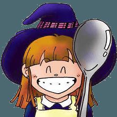 魔女のスプーン