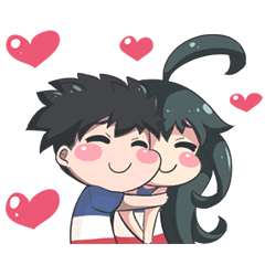 Lily and Marigold Jun Lemon Chibi