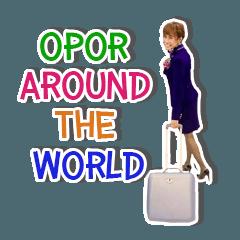 Opor Around the world