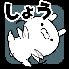 ■■しょう専用■■名前スタンプ【1】