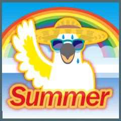 梅雨&夏に使える〜ダンス上手バタン
