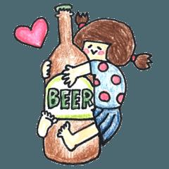 ビール ビール ビール‼︎‼︎‼︎