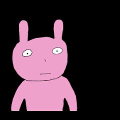 なんかイヤなウサギ