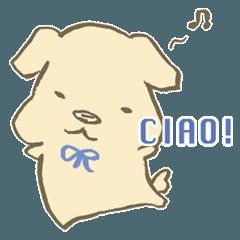 Ciao!ラブラドールレトリバーのるぅちゃん