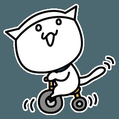 ゆる猫日常スタンプ