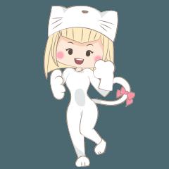 Little Kitty Girl