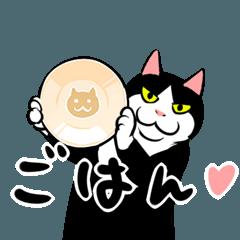おはぎ(動)ハイテンション