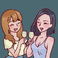 港区女子のワインあるある