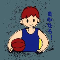 男の子のスポーツ