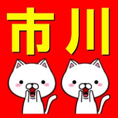 超★市川なネコ