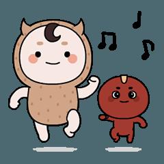 トッケビ- ボグルジェル&ポイパット[vol.3]
