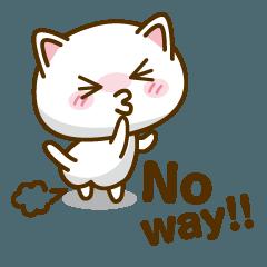 おしゃべりネコのタマ。 (英語版)第2弾!!