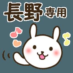 ★長野専用★名前スタンプ