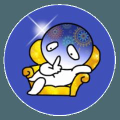 カラフルなアイツinカリストの世界