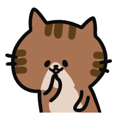 Cute cat (thai)