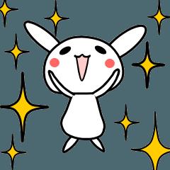 [LINEスタンプ] うさちょママの奮闘記【第1弾】の画像(メイン)