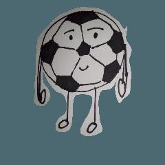 サッカー ボール君