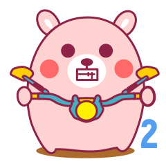 Luo Luo Bear 2