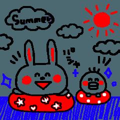 3色ボールペンの夏がきた!