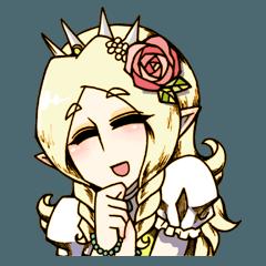 騎士サーの姫