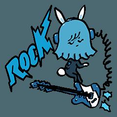 ブルービィ·ロックと空飛ぶギター