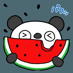 ふんわかパンダ7(夏編)