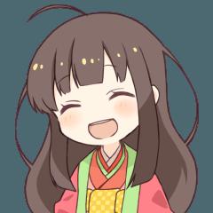 照手姫スタンプ その弐!