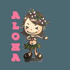ハワイアン  -suchi-