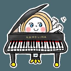 ハモリ~ナちゃん