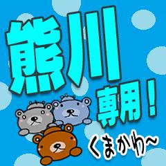 ★熊川★専用!