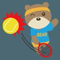 T-bear テニス