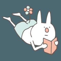 ウサギパンツ