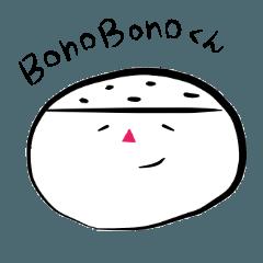 ボノボノくん