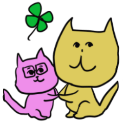 とある落ち着いた犬猫夫婦の日常