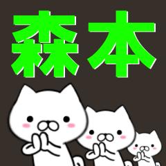 超★森本(もりもと・モリモト)なイヌ