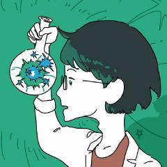 博士と星のホムンクルス